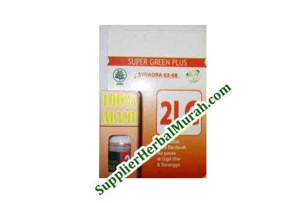 Super Green Plus 2LG (Luka Bakar, Berdarah, digigit Ular, dll)