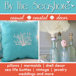 coastal handmade and vintage decor