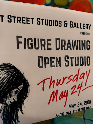 RESERVE YOUR SPOT FOR FIGURE DRAWING