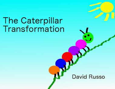 The Caterpillar Transformation is a book on Amazon. Click below for the book.