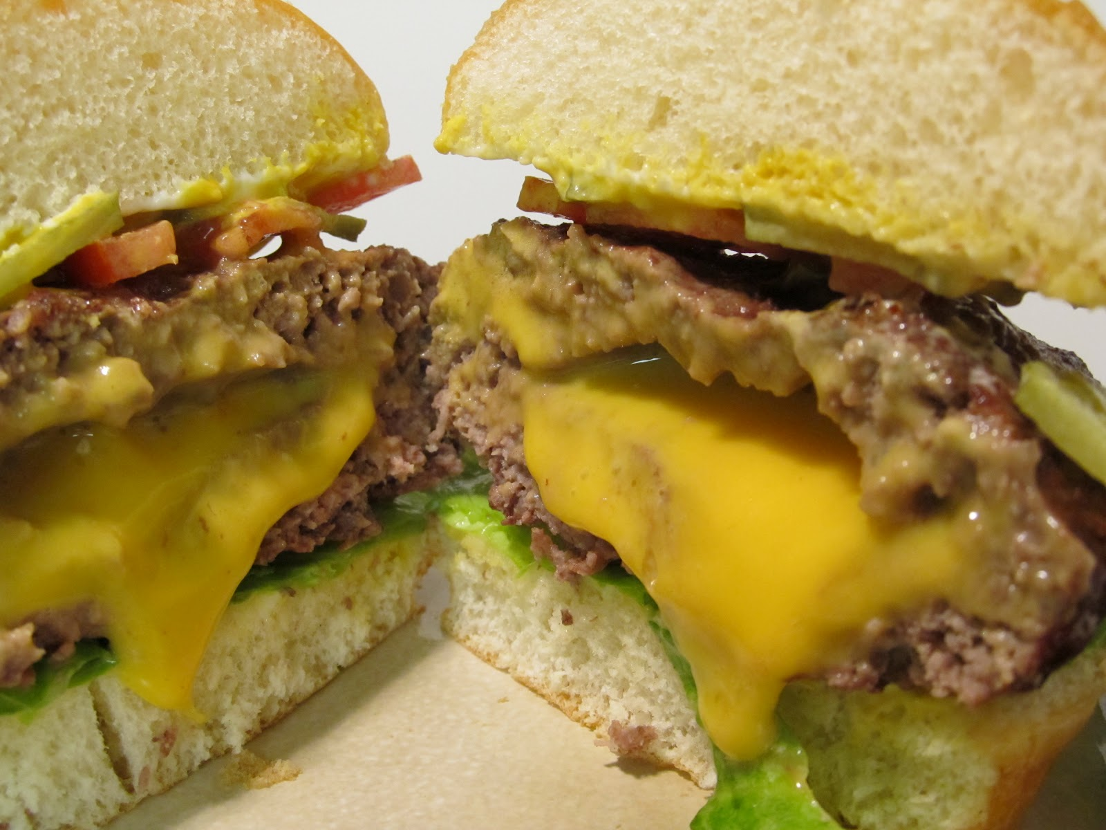 there is true controversy surrounding this burger the jucy jucy who ...