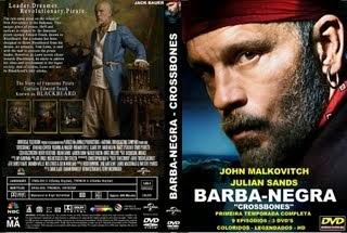 BARBA-NEGRA - PRIMEIRA TEMPORADA COMPLETA - HD