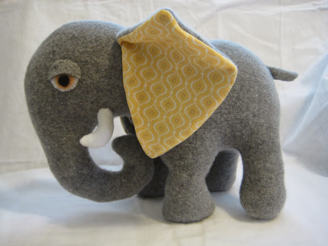 Elephant Softie