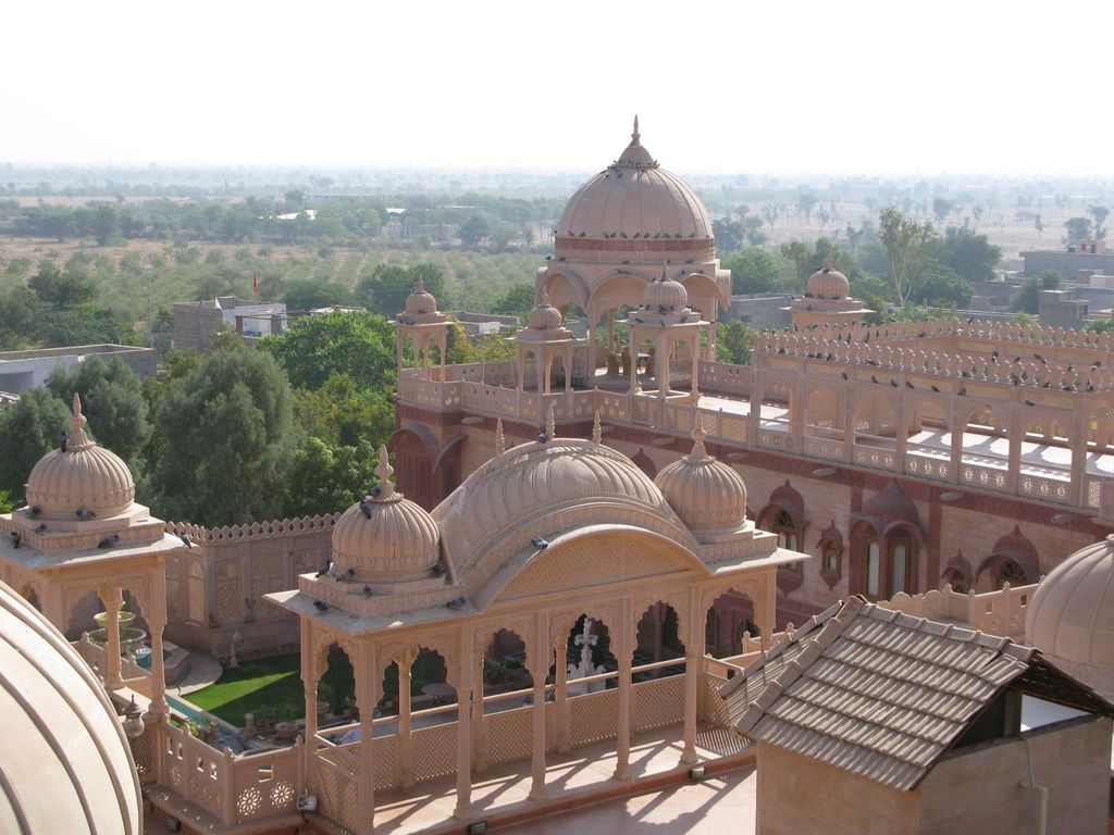 Khimsar India  City new picture : Khimsar Fort, Khimsar, Rajasthan ~ Popular Temples of India