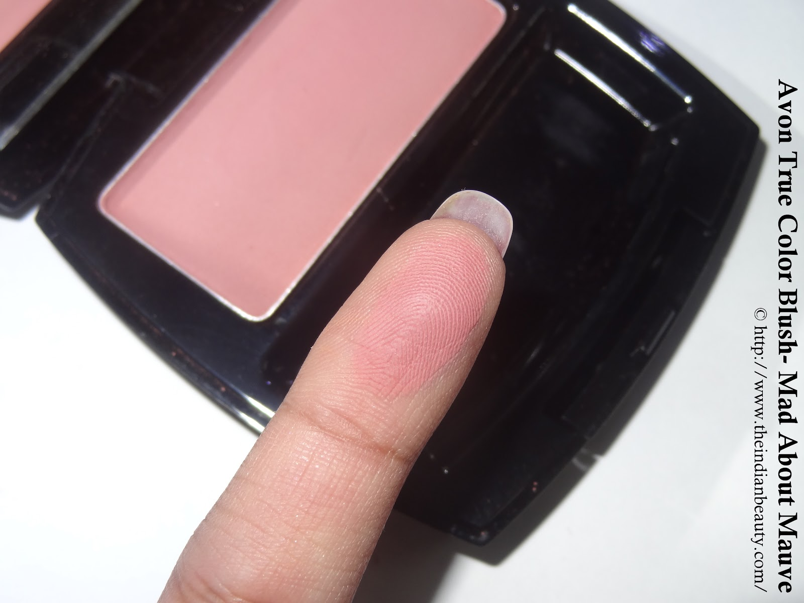 Avon True Color Blush- Mad About Mauve: Review and swatches - The ...