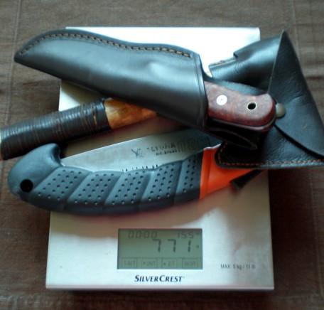 Sierra, hacha y cuchillo, la alternativa lógica a un único cuchillo grande 771