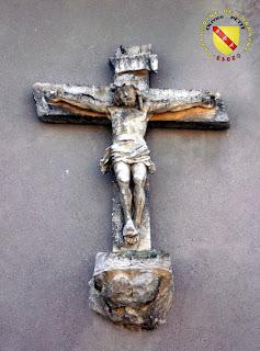 Bulligny - Église de la Nativité-de-la-Vierge - Christ en croix