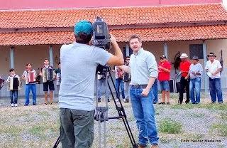REPORTAGEM DO GLOBO RURAL COM AMAZAN SERÁ VEICULADA NA SEMANA QUE ANTECEDE O NATAL NA TV GLOBO