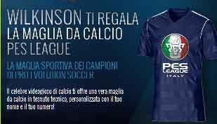 Wilkinson Maglia Calcio