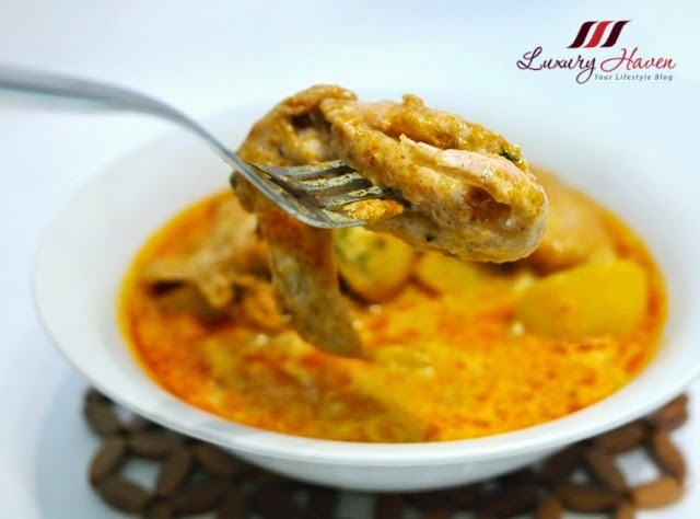 delicious prima taste singapore curry chicken review