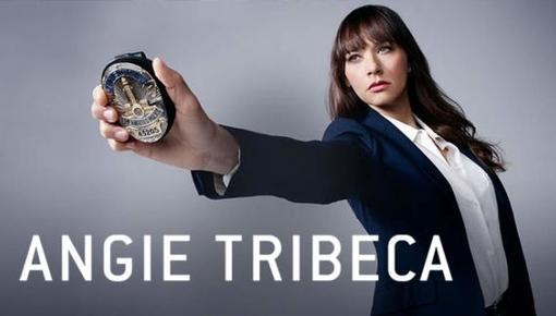 Rashida Jones es Angie Tribeca