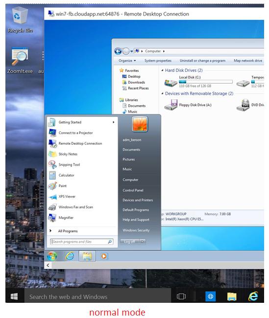 Citaten Zoon Win 10 : The microsoft platform remote desktop protocol zoom