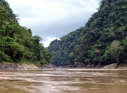 Rio Marañón