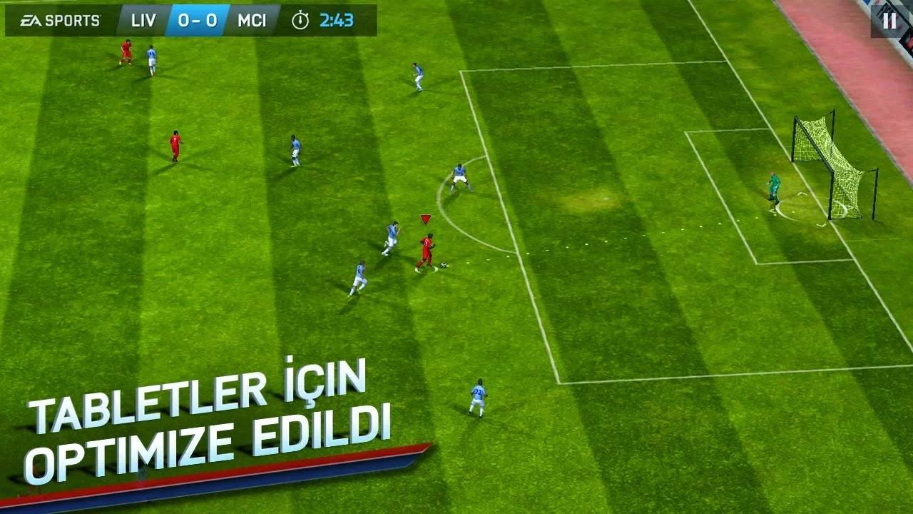 Android FIFA 14 Apk resimi 4