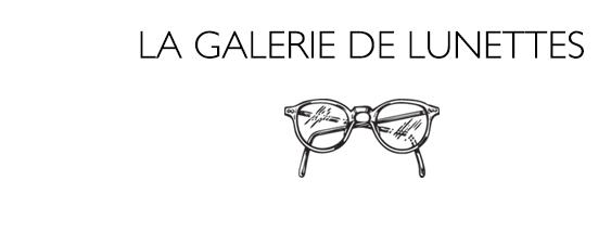 la galerie de lunettes