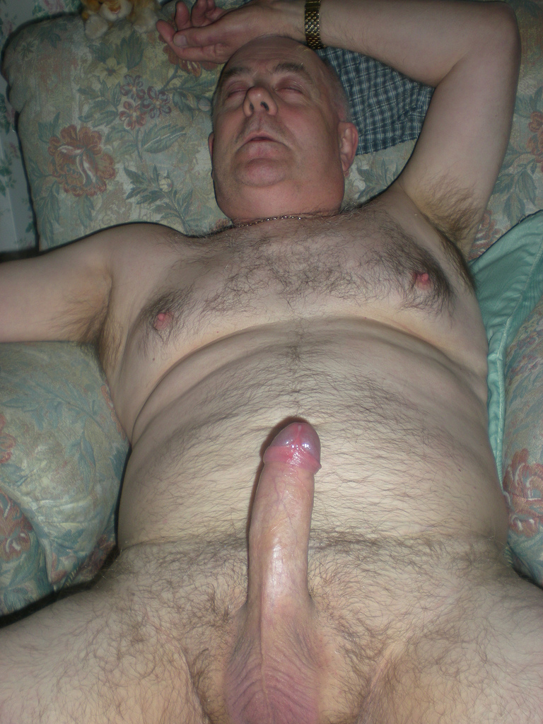 Nude Older Men With Big Dick S