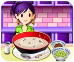Nấu súp nấm, game ban gai