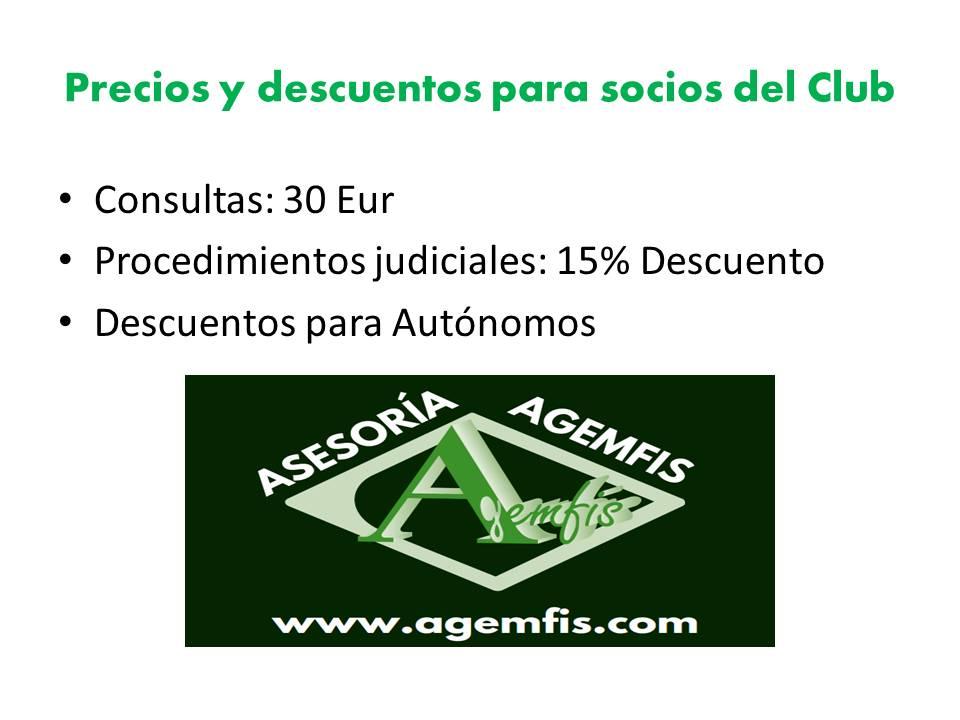 Colaborador - Asesoría AGEMFIS