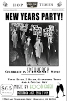 New Year's Eve Speakeasy