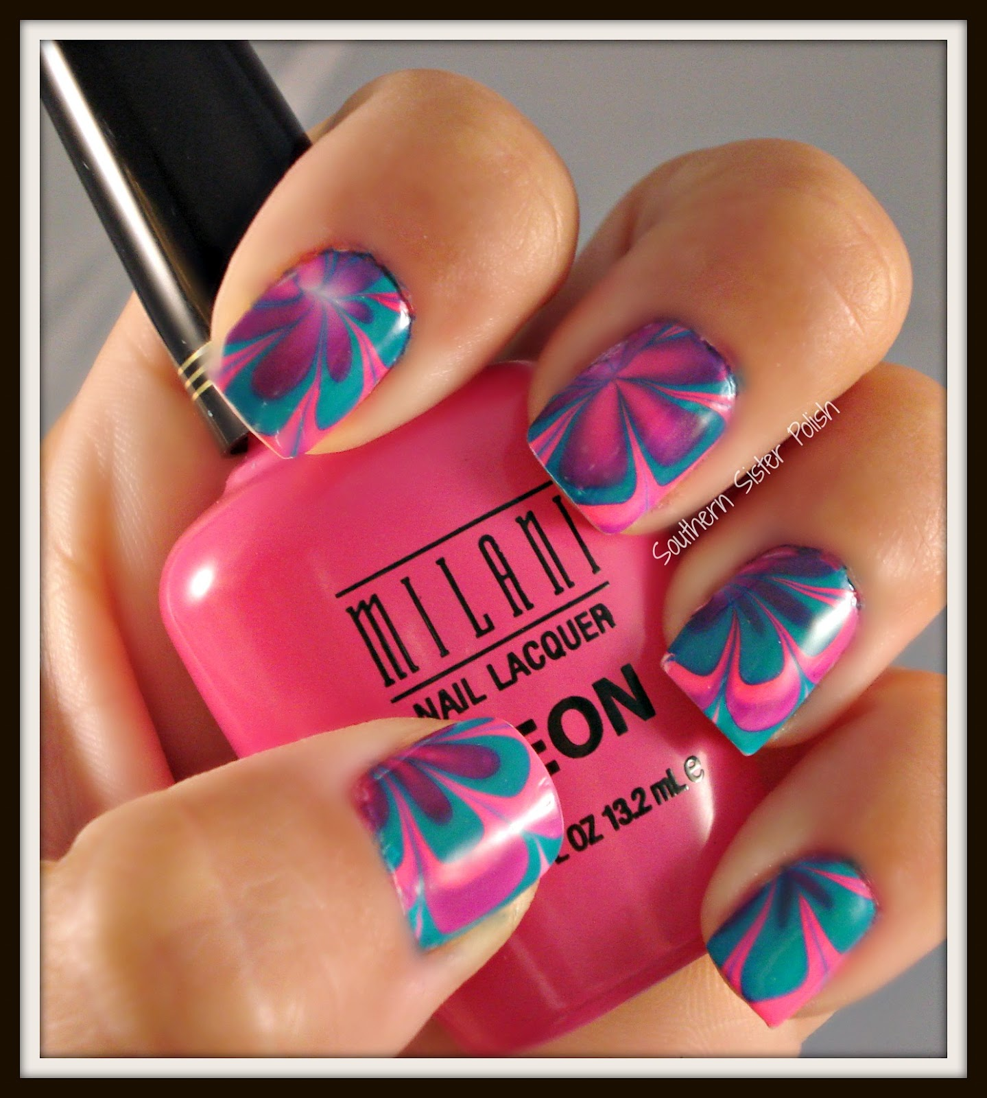 like the tutorial??? Want more water marble tutorials or nail art