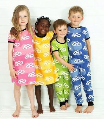 Villervalla - Kinder-Schlafanzug 2013