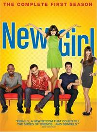 New Girl 1ª Temporada Dublado DVDRip