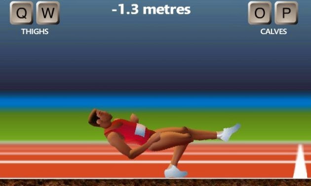 The computer gamer qwop the genera qwop 2008 the original flash based game that open us up to the world of playable rag doll physics you control the want a be olympian qwop who signed up ccuart Image collections