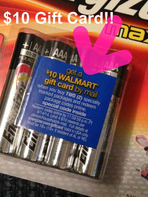 #ad #shop #cbias #BunnyBirthdayWMT Energizer Max Batteries