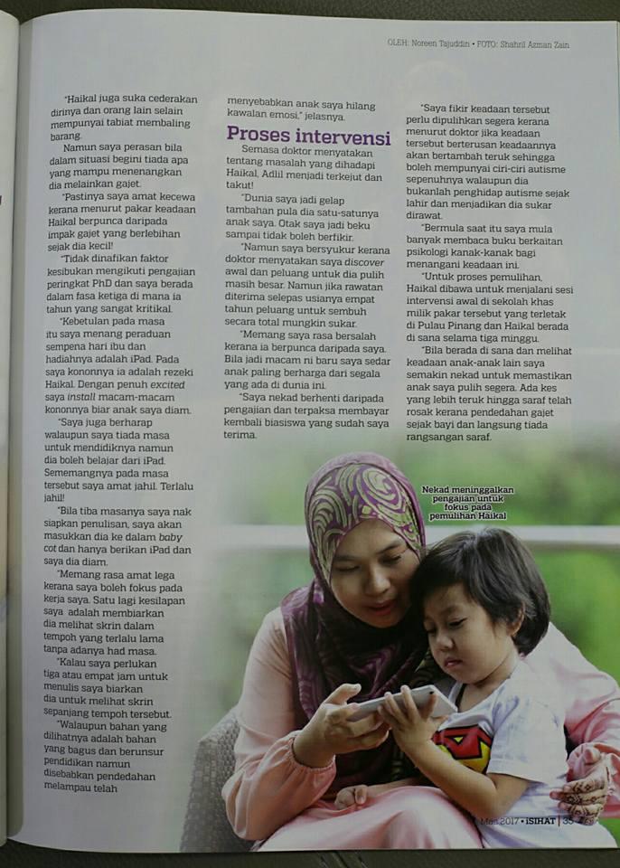 Featured Majalah i-Sihat