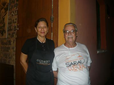 O Sarau acontece sempre no último sábado de cada mês e reúne diversos segmentos da cultura...