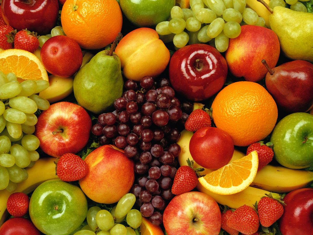 gambar buah-buahan