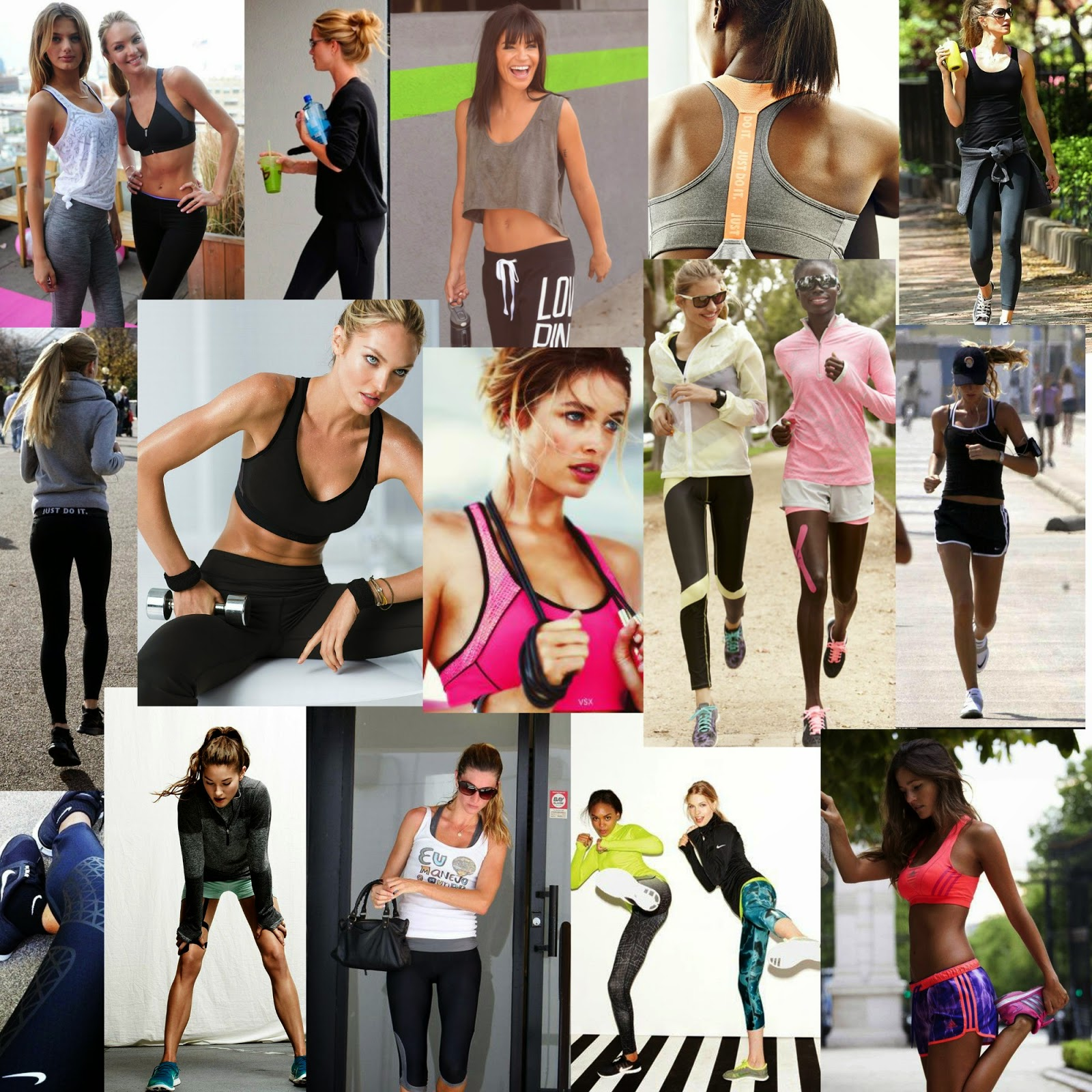 Just DO IT. Gisele gym. Famosas Gym. Celebrities runners. Famosas moda running. Famosas yoga. Famosas Fitness. Famosas BKR. Famosas zapatillas Flúor