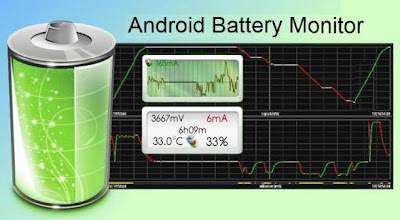 Application apk: Battery Monitor 1.8.4 Contrôleur de Consommation de batterie