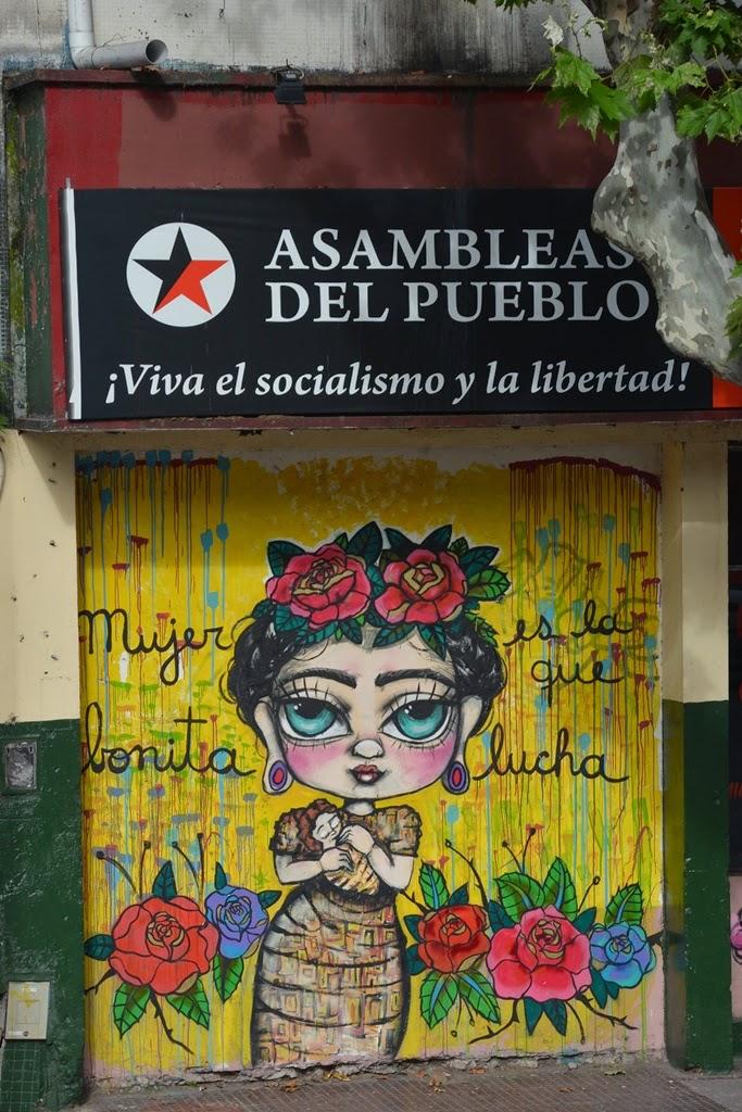 Graffiti Buenos Aires