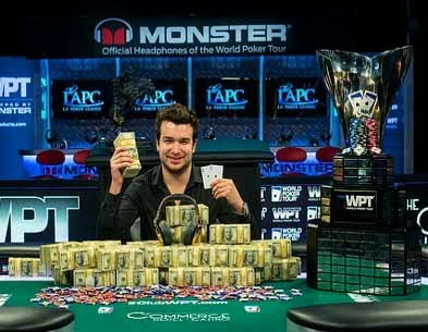 Chris Moorman WPT LA Poker Classic