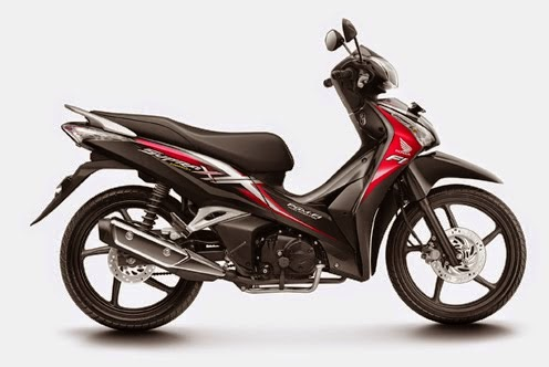 New Honda Supra X 125 Helm-In PGM-FI