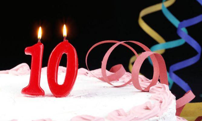 X Aniversario de Vidas Ferratas