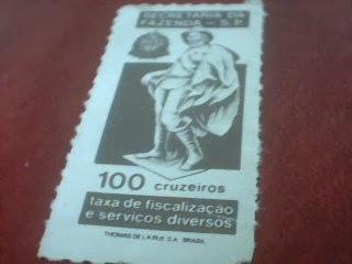São Paulo-100 Cruzeiros