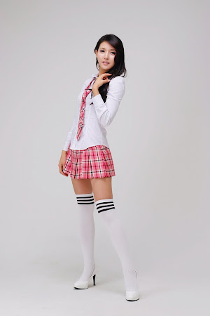 Cha Sun Hwa, Cute School Girl 09