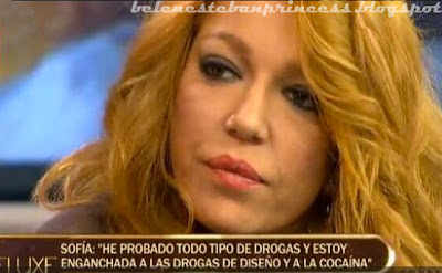 sofia cristo confiesa adiccion drogas blog belen esteban