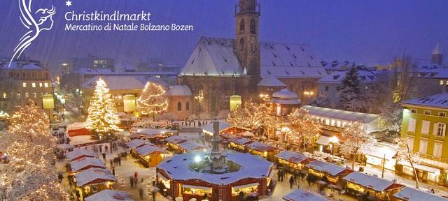 Bolzano mercatino di Natale