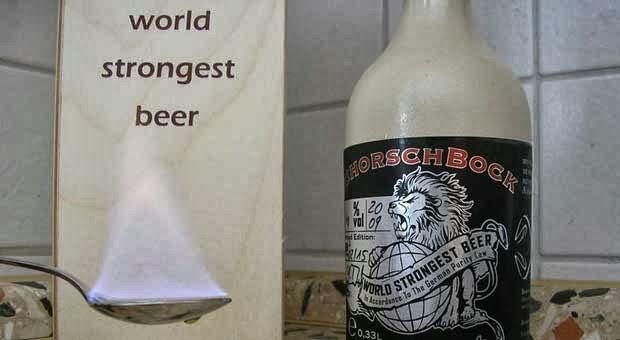 6 Minuman Dengan Alkohol Tertinggi di Dunia