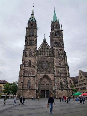 Iglesia de San Lorenzo (Nuremberg)