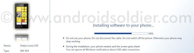 installing windows 8.1 on lumia phone