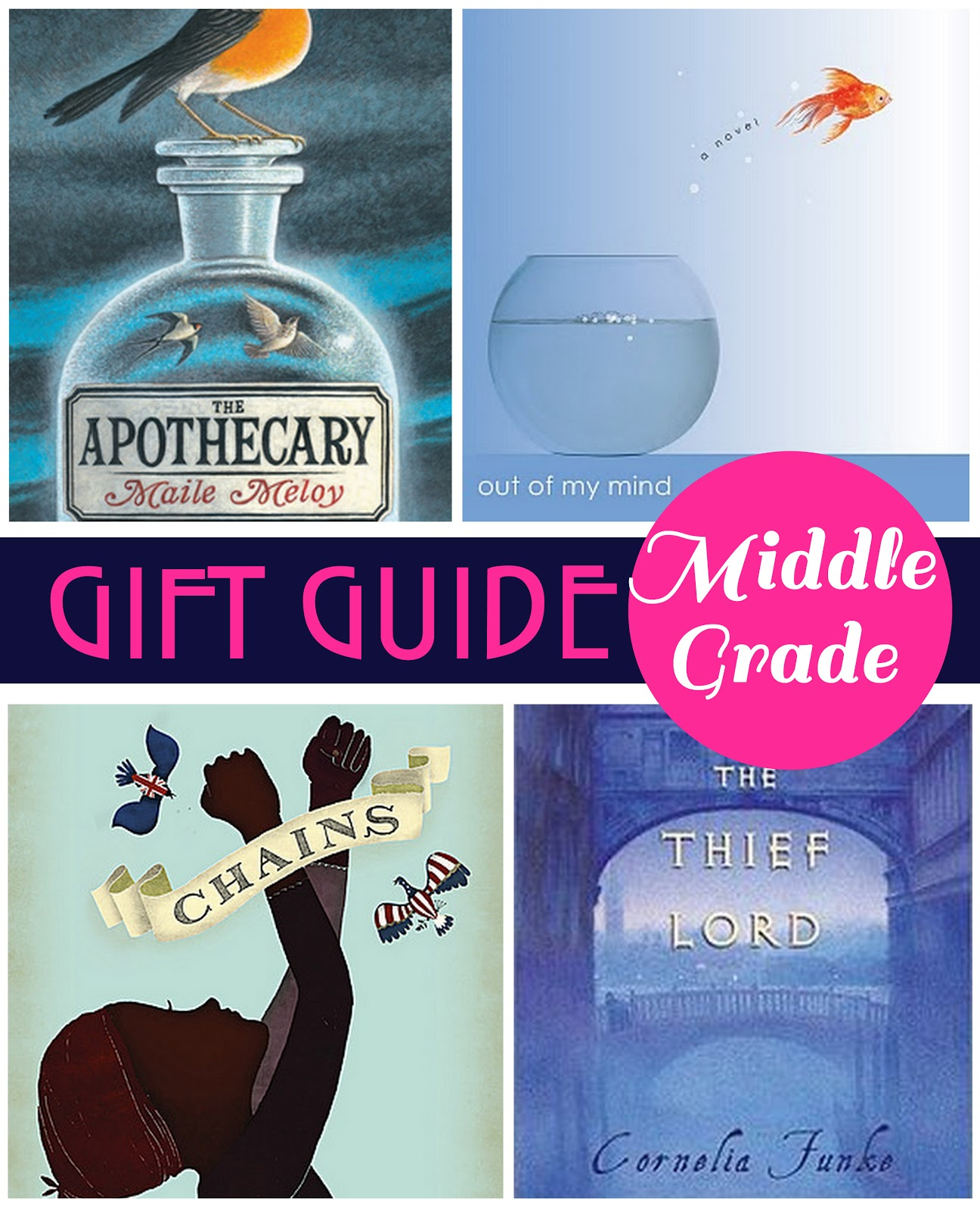 Gift Guide Middle Grade Books Part 2 Everyday Reading