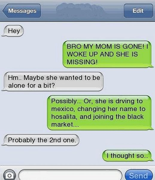 16 Funniest Weird Phone Conversations You'd Have Read