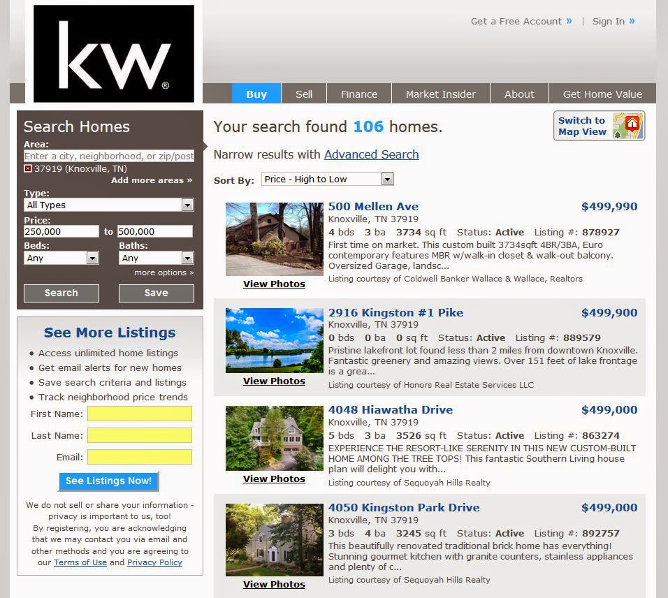 http://www.knoxvilleareahomesearch.com/listings/minprice/250000/maxprice/500000/areas/10987/