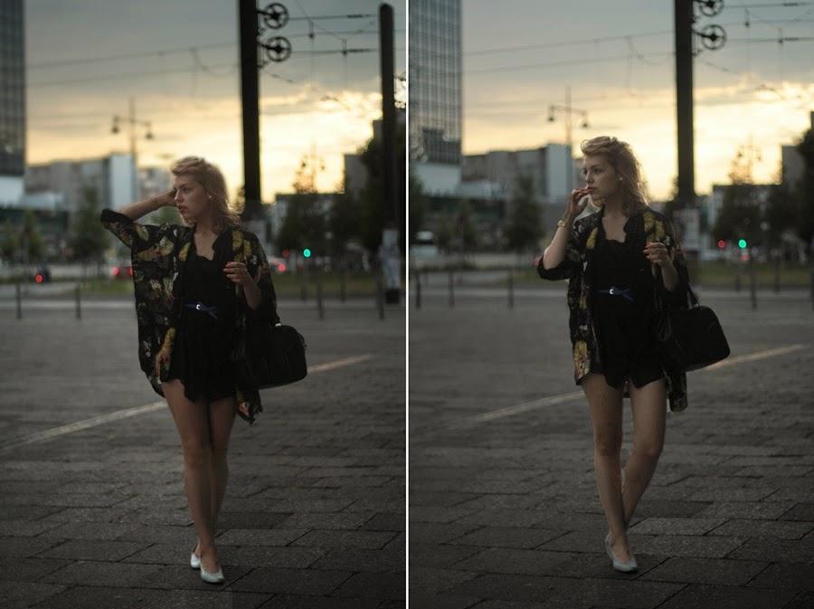 jasmin myberlinfashion fashionblogger sunset
