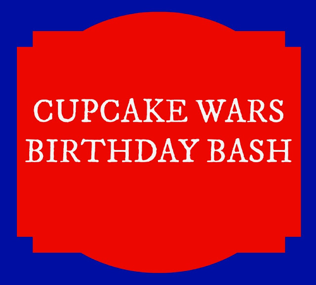 cupcake wars birthday party bash