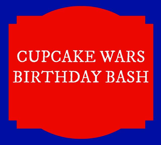 cupcake wars birthday party bash